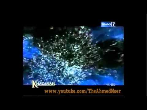 Kisah & Peristiwa Isra Mi'raj  ( Khazanah, Trans 7) Youtobe