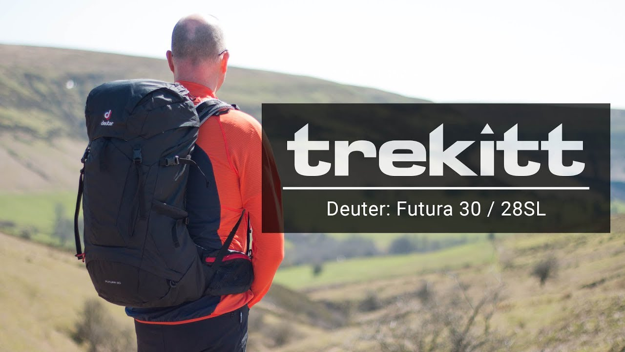 outlet for sale on feet shots of 2018 sneakers Inside Look: Deuter Futura 30 / 28SL