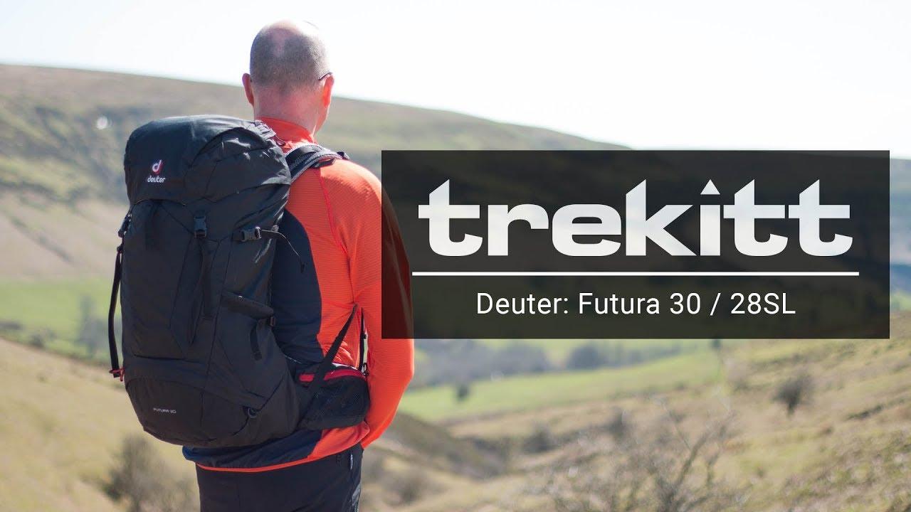 Rabatt bis zu 60% 60% günstig uk billig verkaufen Inside Look: Deuter Futura 30 / 28SL