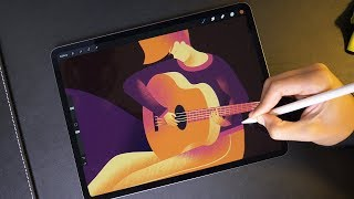 Melody ✨ Procreate Drawing