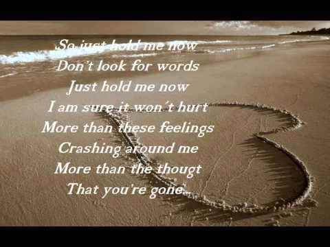 Hold me now - Rea Garvey