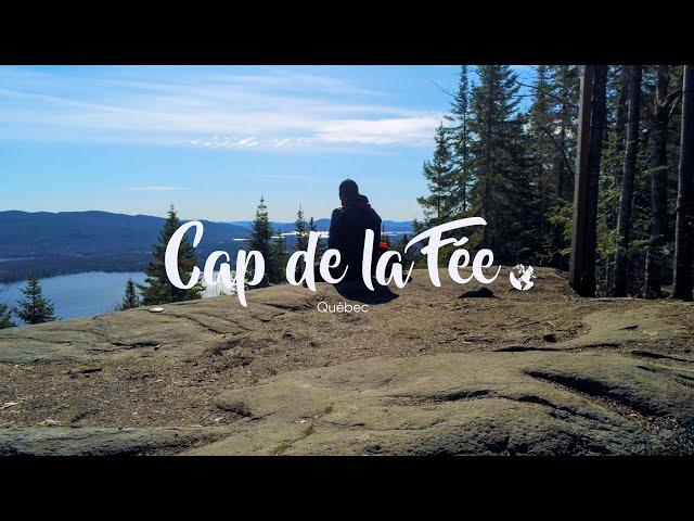 Cap de la Fée, une vue magnifique sur le Lac Archambault, région de Lanaudière | C'est Notre Monde