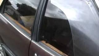 FORD Cortina 2.3 V6 Ghia 1981 Before Restoration