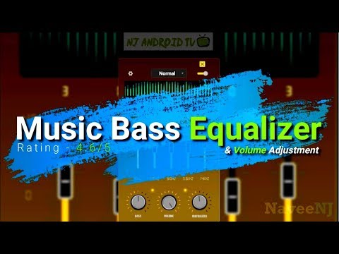 Music Bass Equalizer - New Equalizer App Worth Installing