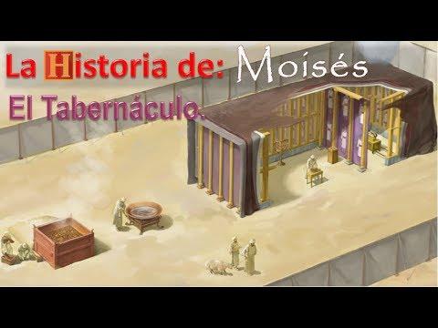 30 / El Tabernáculo. Un Templo Portátil En El Desierto.