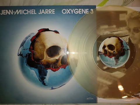 "Jean Michel Jarre – Oxygene 3 ""Sony Music"" 2016. (vinyl Record HQ) Side 2"