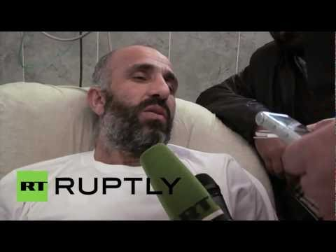 State of Palestine: Hunger Striker exiled to Gaza
