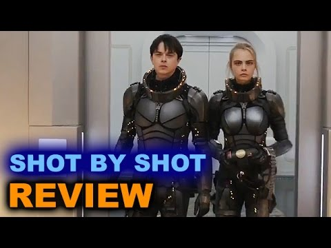 Valerian Trailer REVIEW & BREAKDOWN