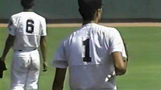 1995年岡山決勝 関西vs岡山理大付 11/17