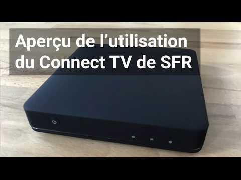 [RMC SPORT] Test du Connect TV, la Box Android TV de SFR