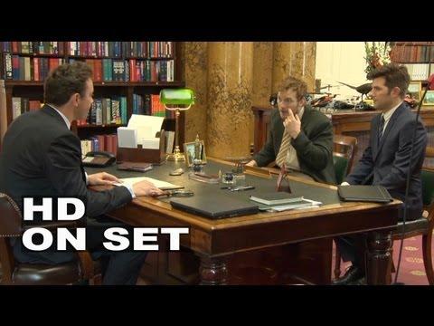 Download Parks and Recreation Season 6: Behind the Scenes Part 2 of 3 (Broll) - Chris Pratt, Adam Scott