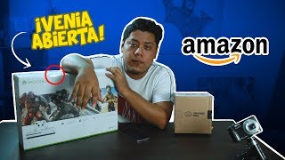 COMPRÉ LA XBOX ONE S MAS BARATA DE AMAZON ❘ UNBOXING