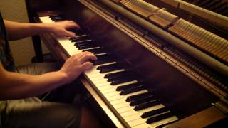 """Wrestling Piano Themes - """"Special Op"""" (The Shield WWE Theme)"""
