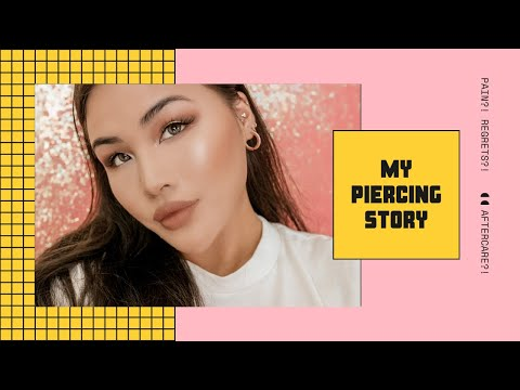 Needle ear piercing Body modification # 3 from YouTube · Duration:  3 minutes 49 seconds