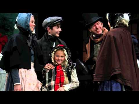 Behind the Scenes Live with Troy Siebels after A Christmas Carol