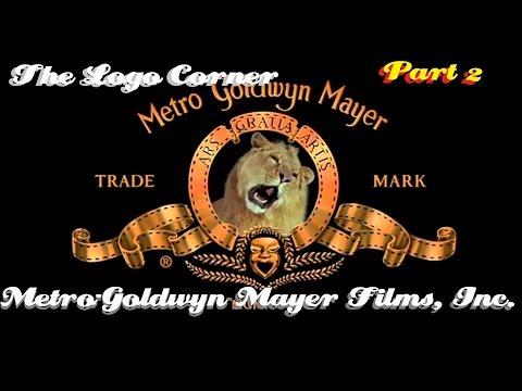 The Logo Corner: Metro-Goldwyn-Mayer Films, Inc. (Episode 2) [PART 2 of 3]