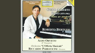 Rimembranze: I. Preludio, Allegro vivace