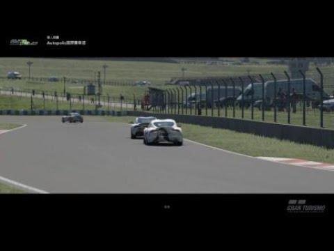 Gran Turismo®SPORT 並排過彎超車