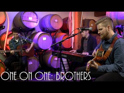 Cellar Sessions: Cold Weather Company - Brothers January 22nd, 2019 City Winery New York Mp3