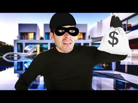 Como Robar Medio Millón De Dolares | Sneak Thief