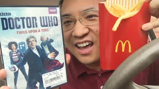 McDonald's - Double Filet O' Fish and DVD/BD Haul