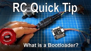 RC Quick Tip - What is a Bootloader?