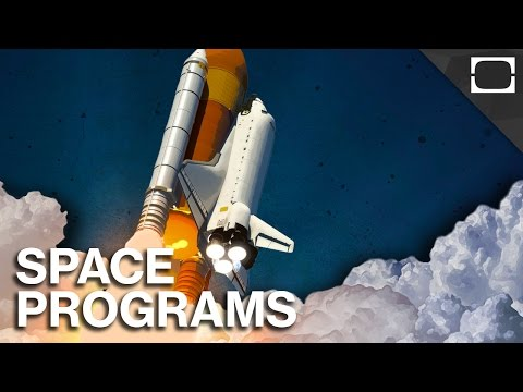 Which Countries Are Joining The Space Race?