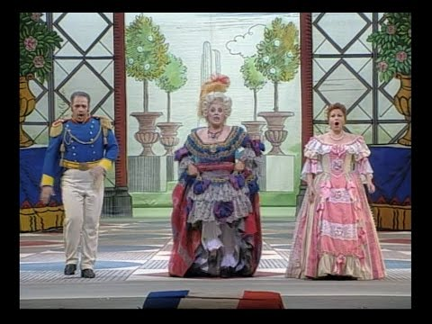 LA FILLE DU REGIMENT - Podles, Pratico, Kelly, Devia - La Scala, 1996 - HD, English subtitles