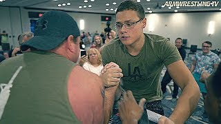 ARM WRESTLING NATIONAL CHAMPIONSHIP PAF 2018 RIGHT