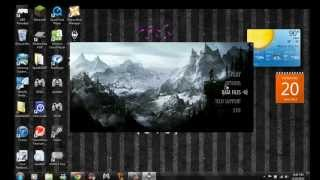 How to Mod Cracked Skyrim- How to make data files clickable