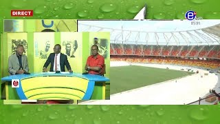 100% FOOT (chantier de la CAN 2021, Championnat Elite one)DU 01 04 19 EQUINOXE TV