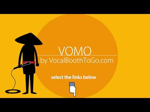 VOMO animated video for contest