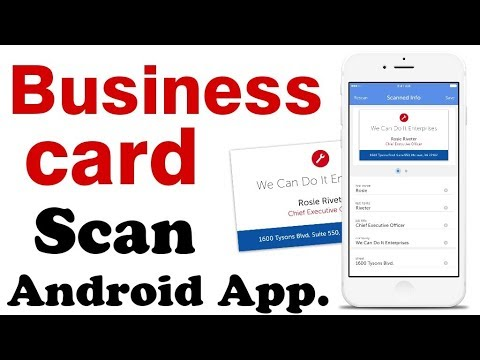 Scanning business cards into your android phone best android app scanning business cards into your android phone best android app 2017 colourmoves