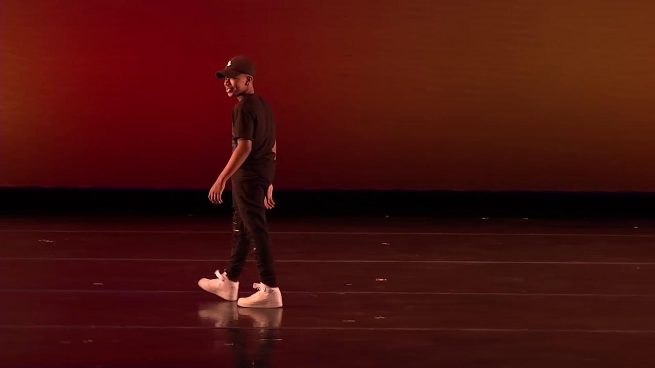 Kida Burns Dancing