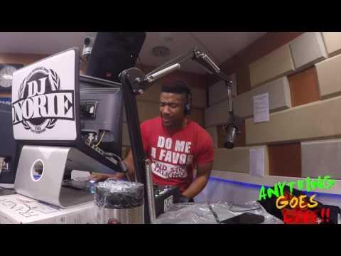 WIZKID INTERVIEW WITH DJ NORIE ON POWER 105.1