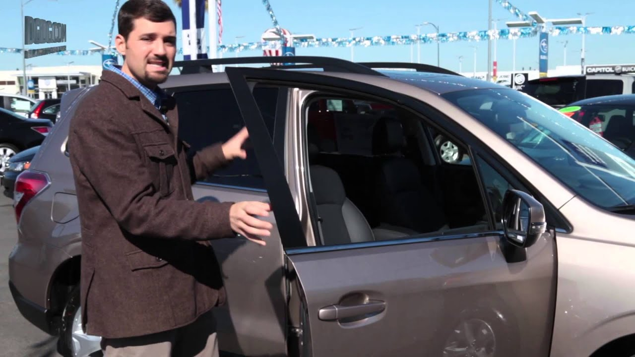 2014 Subaru Forester In Depth Review Ryan Villasenor