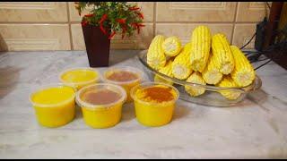 Aprenda a fazer uma deliciosa receita do tradicional mingau de milho verde