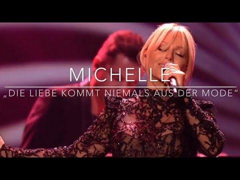 """Michelle """"Die Liebe kommt niemals aus der Mode"""" (Die Helene Fischer Show 2018)"""