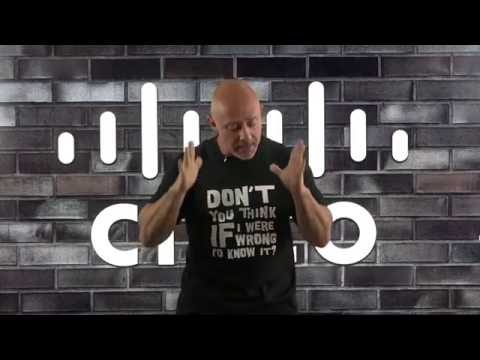 Cisco NEW CCENT / ICND1 (100-105) course has launched!