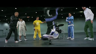 Adidas Bboy MEGA commercial