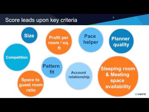 Webinar: Hotels  You're Drowning in Group Business Event Leads..Now What?