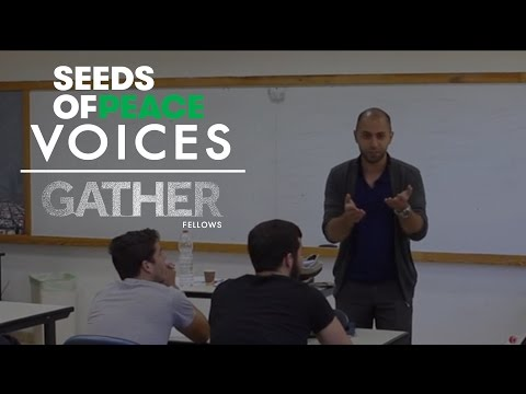 Seeds of Peace Voices | Ashraf