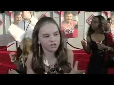 Madeline Carroll Wireimage Interview