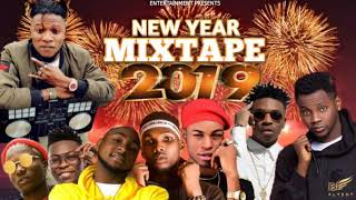 LATEST JANUARY 2019 NAIJA NONSTOP NEW YEAR AFRO MIX{TOP NAIJA HITS MIXTAPE} BY DEEJAY SPARK