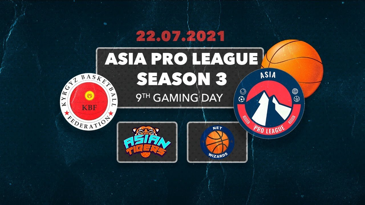 Basketball  Asia Pro League   Asian Tigers vs Net Wizards  220721