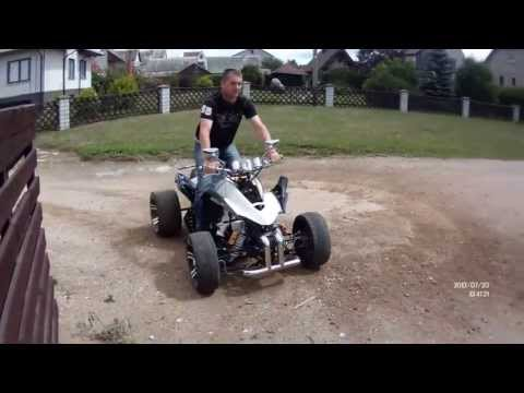 ATV Quad Bike JinLing 250cc