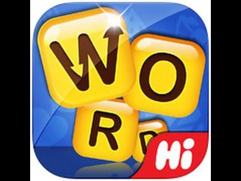 Hi Words - Crush Letters Fruits Level 3 Walkthrough