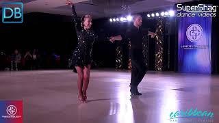 Comp Crawl with Dancebeat! Constitution 2019! Pro Am Latin Silver