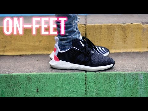 ADIDAS EQT SUPPORT 93/17 'OG' [ON-FEET+REVIEW]