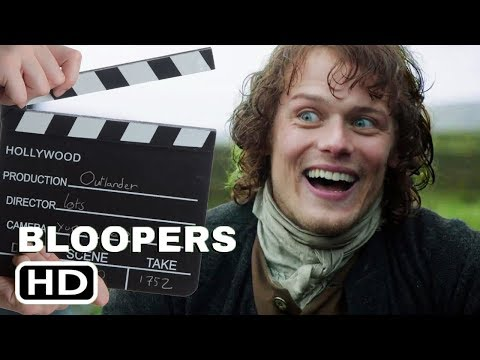 Outlander | Bloopers HD